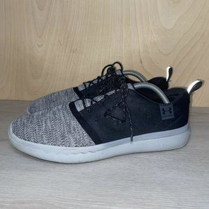 Under Armour Charged 24/7 Black / Grey Men's 11
